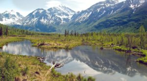 These 10 Amazing Hidden Gems Are Just Minutes Away From The Largest City In Alaska