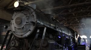 Enjoy A Magical Polar Express Train Ride Aboard The B&O Railroad Museum In Maryland