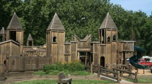 The Whimsical Playground In Nebraska That's Straight Out Of A Storybook