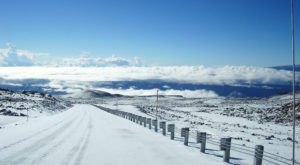 Mauna Kea Is The One Breathtaking Place In Hawaii Where It Actually Snows
