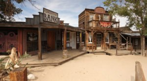 The Southern California Ghost Town That's Straight Out Of The Wild Wild West