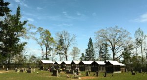 The Strange Louisiana Cemetery That's Truly Like No Other In The United States