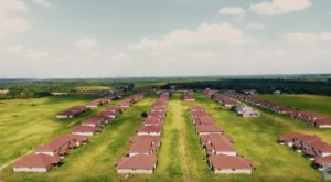There's Something Haunting About This Massive Abandoned Village In The South