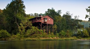 These 5 Treehouses In Missouri Will Give You An Unforgettable Experience