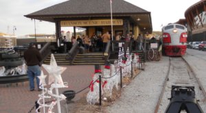 Enjoy A Magical Polar Express Train Ride Aboard The Branson Scenic Railway In Missouri