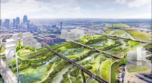 Texas Will Soon Be Home To The Largest Urban Nature Park In America And It's Breathtaking