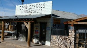 One of the Oldest General Stores In Nevada Has A Fascinating History