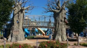 The Whimsical Playground In Kentucky That's Straight Out Of A Storybook
