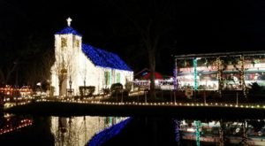 Visit 8 Christmas Lights Displays In Louisiana For A Magical Experience