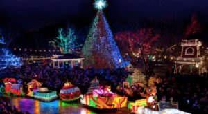 Visit 11 Christmas Lights Displays In Missouri For A Magical Experience