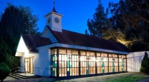 There's No Chapel In The World Like This One In San Francisco