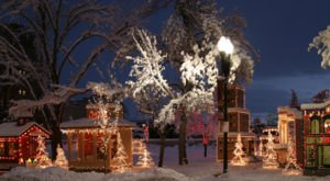 14 Christmas Light Displays In Utah That Are Pure Magic