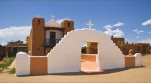 The Oldest Town In New Mexico That's A Beautiful Piece Of History You Can Visit