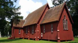 10 Historic Church Buildings In Alabama That Have Stood The Test Of Time