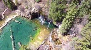 Someone Flew A Drone High Above Colorado And Captured Astonishing Footage