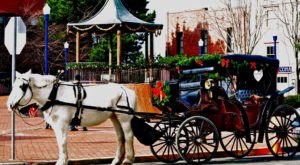 Here Are The 7 Most Enchanting, Magical Christmas Towns In Northern California
