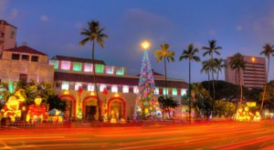 The Spectacular Christmas Celebration Everyone Needs To Visit In Hawaii This Year
