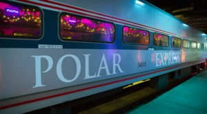 Enjoy A Magical Polar Express Train Ride At Chicago Union Station In Illinois