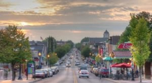 The One Indiana Town That's So Perfectly Midwestern