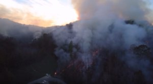 Wildfires Are Burning Across Kentucky And Are Devastating Parts Of The State