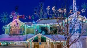 11 Christmas Light Displays In Nevada That Are Pure Magic