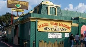 The Quirkiest Restaurant In Texas That's Impossible Not To Love