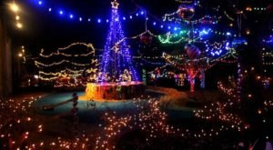 Here Are The 10 Most Enchanting, Magical Christmas Towns In Alabama