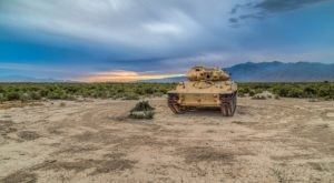 Step Inside The Abandoned Military Vehicle Graveyard Hiding In The Middle Of Nowhere