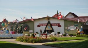 The Christmas Store In Michigan That's Simply Magical