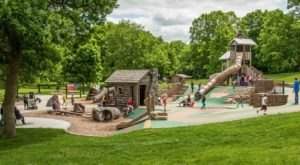 The Whimsical Playground In Minnesota That's Straight Out Of A Storybook