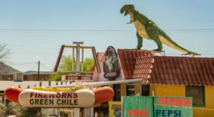 The Little Town In New Mexico That Might Just Be The Most Unique Town In The World