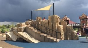 The Whimsical Playground In Colorado That's Straight Out Of A Storybook