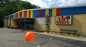 The Massive Toy Store In Michigan That Will Bring Out Your Inner Child