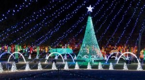 Visit 16 Christmas Light Displays In Oklahoma For A Magical Experience