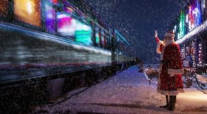 The Magical Polar Express Train Ride In Oklahoma Everyone Should Experience At Least Once