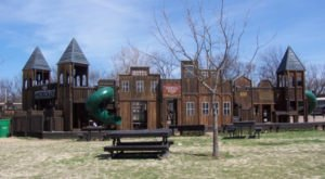 These 8 Unique Parks And Playgrounds In Oklahoma Will Bring Out Your Inner Child