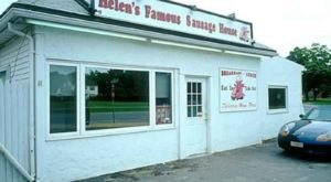 This Tiny Shop In Delaware Serves A Sausage Sandwich To Die For