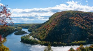 The Mt. Tammany Trail In New Jersey Is Ranked Among The Most Beautiful In America