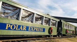 Enjoy A Magical Polar Express Train Ride Aboard The Big South Fork Scenic Railway In Kentucky