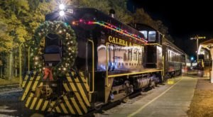 The Magical Polar Express Train Ride In Alabama Everyone Should Experience At Least Once