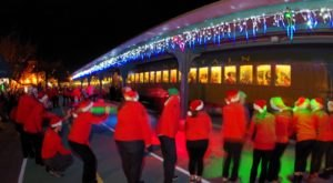 The Magical Polar Express Train Ride In Vermont Everyone Should Experience At Least Once