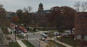 Ohio State University On Lockdown Due To Active Shooter, At Least Eight Hospitalized