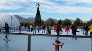 Visit These 7 Ice Skating Rinks In Nevada For Some Magical Winter Fun