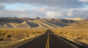 The Natural Phenomenon In Nevada That Needs To Be Seen To Be Believed