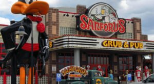 The Quirkiest Restaurant In Wyoming That's Impossible Not To Love