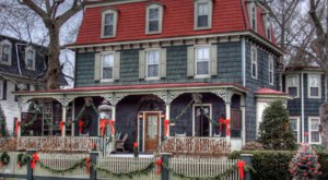 Have An Old World Christmas At This Charming Historic Village In New Jersey