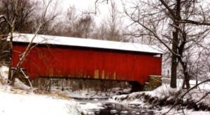 The Covered Bridge Christmas Celebration In Indiana That Will Put You in the Holiday Spirit