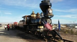 This Unforgettable Train Ride Through Nevada Will Take You Back In Time