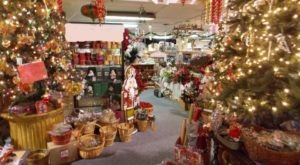 The Christmas Store In Alabama That's Simply Magical