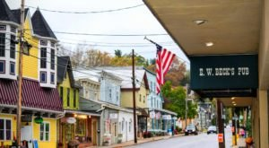 The Little Town Near Washington DC That Might Just Be The Most Unique Town In The World